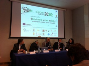 EuroVértive is involved in sustainable urban mobility initiatives
