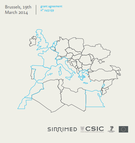 SIRRIMED Project's Final Conference in Brussels