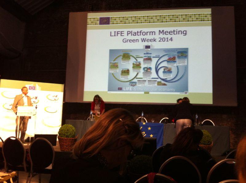 "Networking en Bruselas – ""La Semana Verde"""