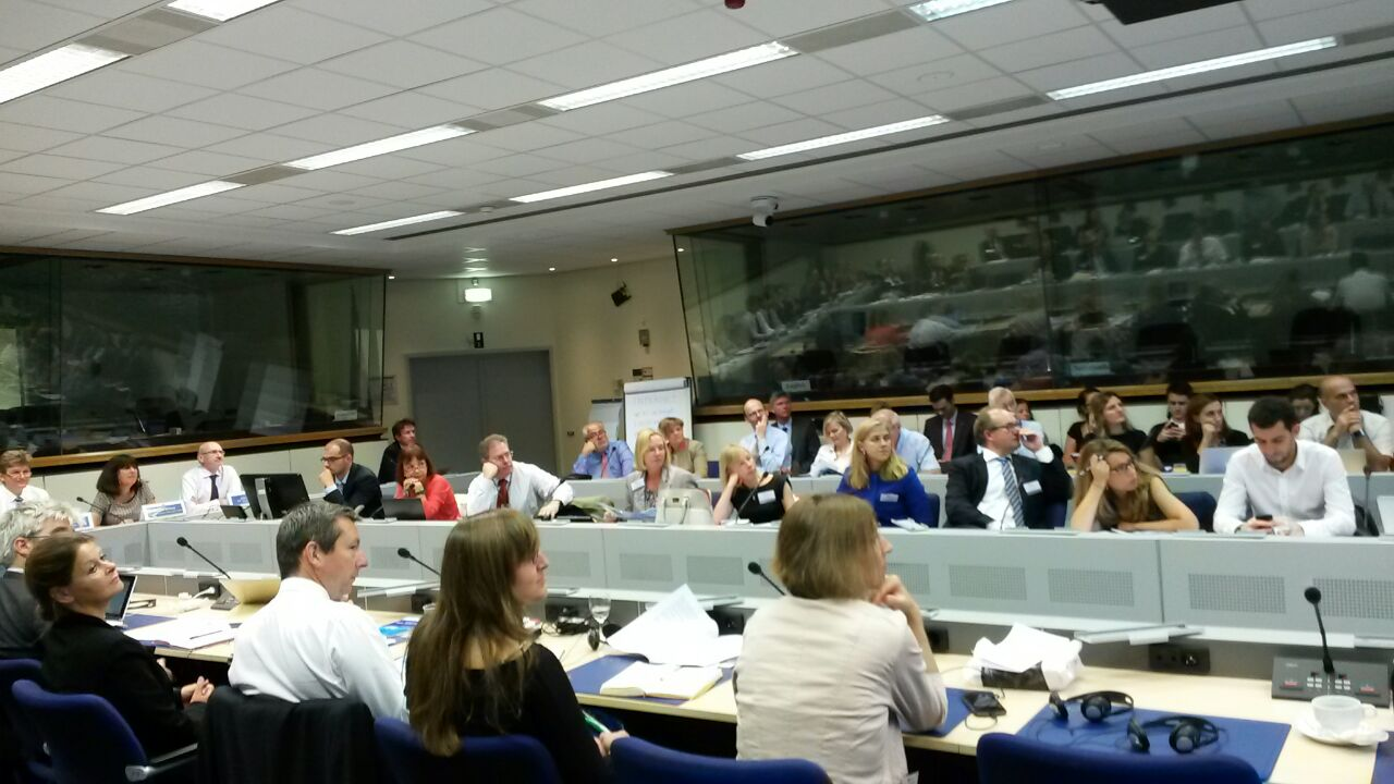 EuroVértice invited in Brussels as experts in public sector innovation