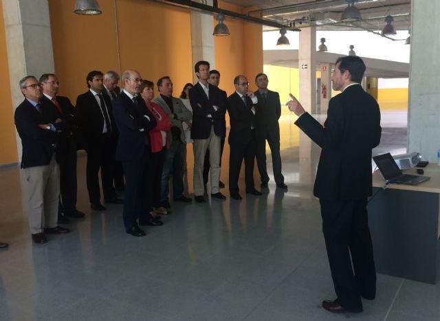 Cartagena pone la primera semilla para el nacimiento del Centro de Innovación Urbana