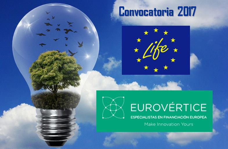 Abierta la convocatoria 2017 LIFE, más de 373 millones en medio ambiente y cambio climático