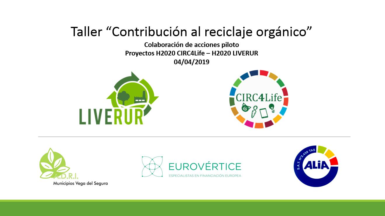 Co-creación para mejorar el reciclaje de residuos orgánicos — Hacia un modelo de economía circular